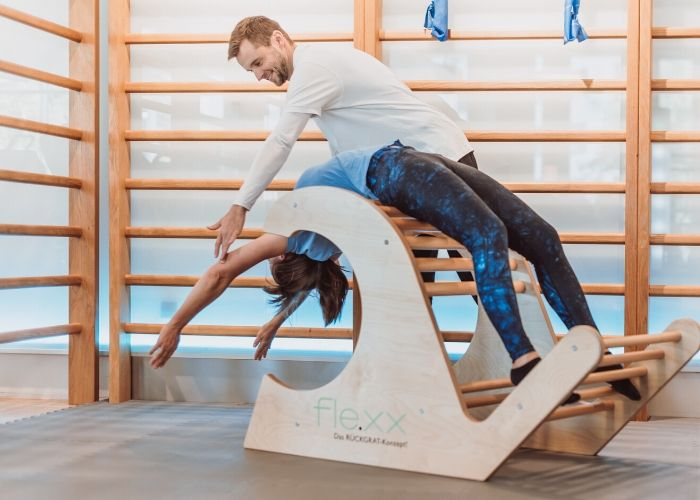 fle-xx gegen Rückenschmerzen im VERSO